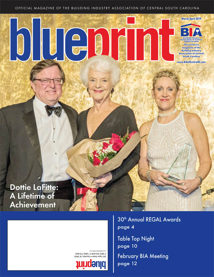 March April 2019 Blueprint magazine