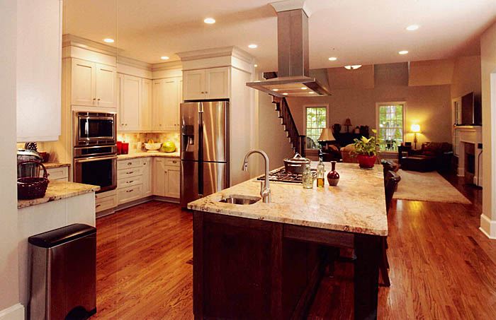 Cat 10 Design & Remodeling Kitchen After