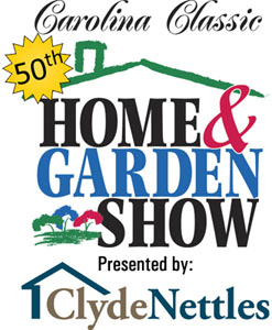 50th annual Carolina Classic Home & Garden Show