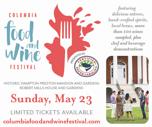 Columbia Food & Wine Festival 2021