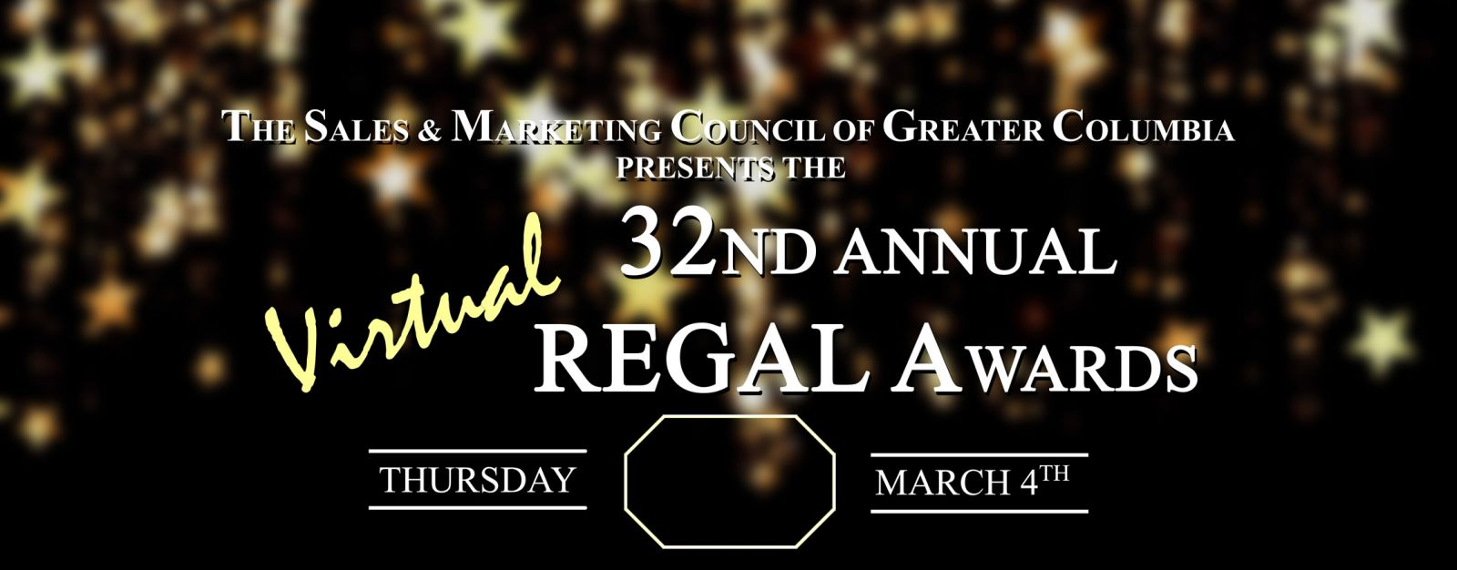 32nd annual REGAL Awards Gala March 4, 2021