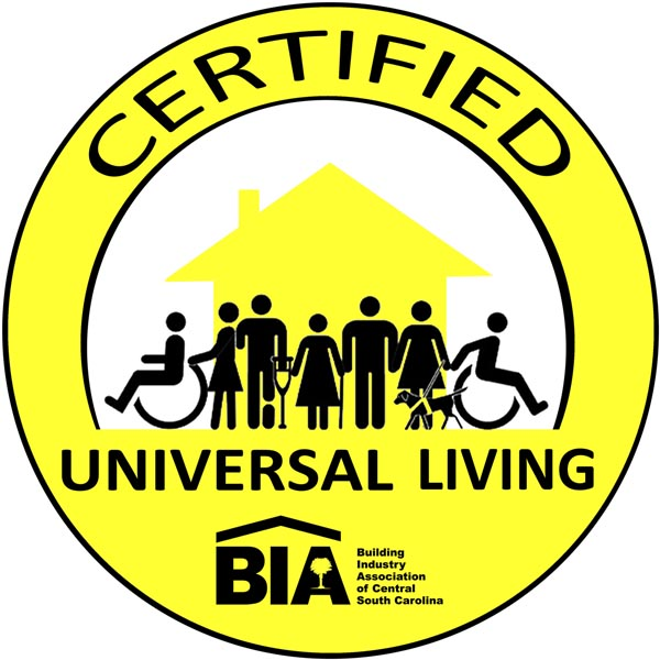 Certified Universal Living seal