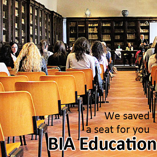 BIA Education